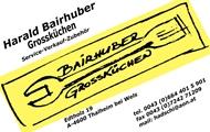Logo Bairhuber Harald