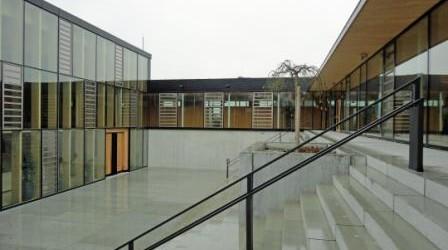 Innenhof Neubau